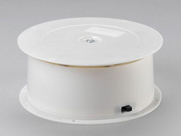 Drehbühne weiß 4kg zentrische belastung