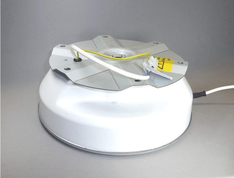 Drehbühne weiß bis 30kg zentrische belastung
